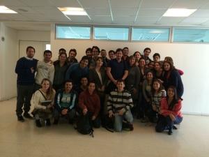 Santiago, Chile Septiembre 2014