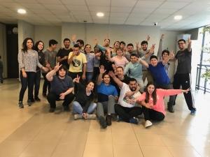 Magister Manipulación Avanzada de Extremidades, Concepción Chile, Septiembre 2017