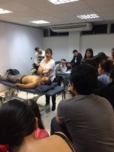 Evaluación e Integración de Extremidades, Santiago Chile, Octubre 2017