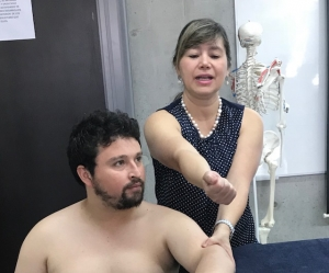 Magister Terapia Manual Integr. Clinica de Extremidades, Concepción Nov. 2017