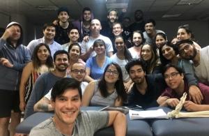 Integración Clínica de las extremidades, Santiago, Noviembre 2018