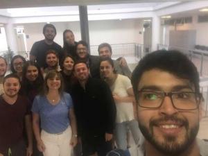 Integración Clínica de la extremidades, Santiago, Mayo 2018