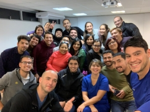 Curso de Manipulación Avanzada de la Pelvis y Columna Lumbar, Santiago Mayo 2019