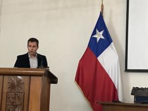 Primer Encuentro RIG – TMO Chile, Julio de 2017